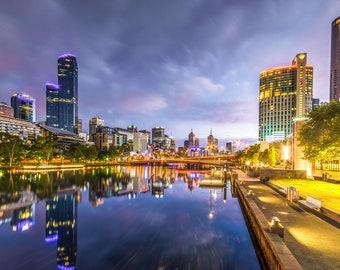 Melbourne Daybreak