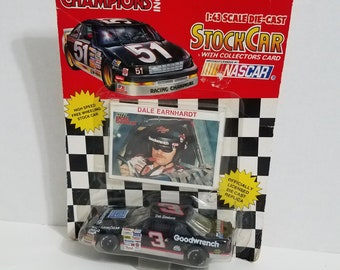 Vintage Nascar Racing Champion Dale Earnhardt, 1993 Edition