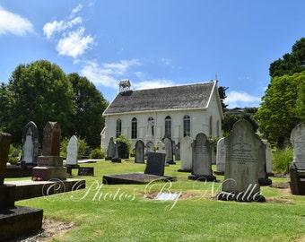 Church and Grave Yard