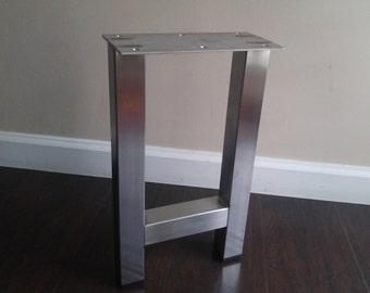 "2""  H table legs"