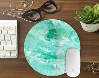 Mouse Pad, Agate Mousepad, Mouse Mat Agate jade print Mouse Pad Office Mousemat Rectangular Mousemat Mousepad agate design mouse pad T80625