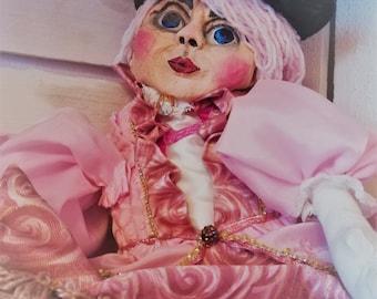 dolls, proncess dolls, handmade dolls
