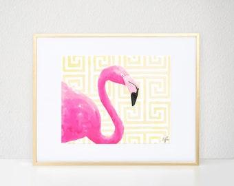 Bird of Paradise Pink