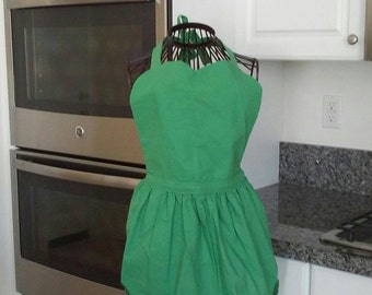 Womens Disney inspired Tinkerbell apron!