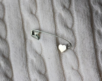 Safety Pins, Resist, My Heart Safety Pin, safety pins in solidarity, powerful symbol, resistance