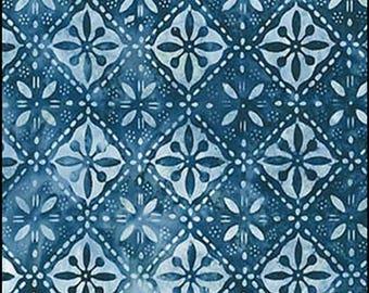 Artisan Batik - JAVA PATCH ab-15518-300 Storm blue