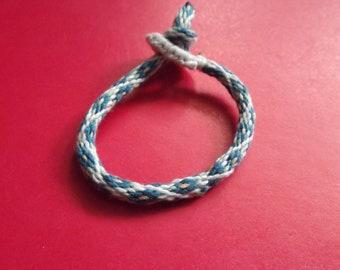 Narrow Macrame Band - Friendship Bracelet for a child