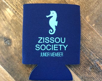 Zissou Society - Junior Member beer cooler