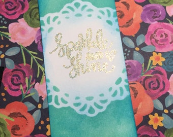 Sparkle and Shine Bookmark