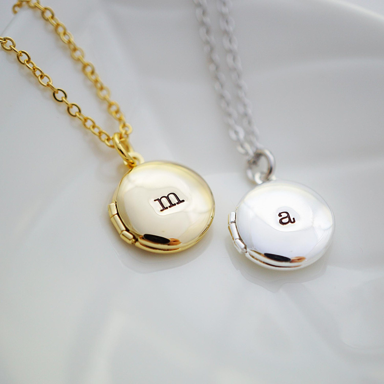 fillthelocket your monogrammed solid own perfume lockets make