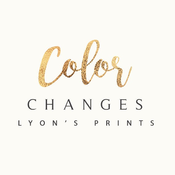 Cheap Design Changes That Have: Add On _ Custom Color Change