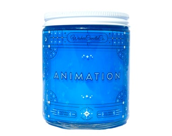 Animation Candle With Free Pin Inside