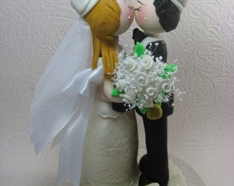 Custom cake topper, engineer cake topper, architect cake topper
