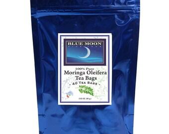 Moringa Tea Bags 40 Pack