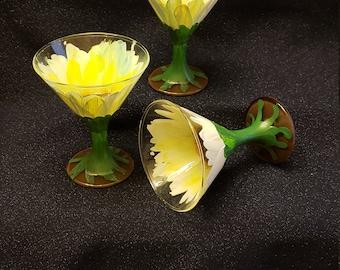 Daisy Blossom Mini-Martinis