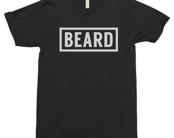 Beard Logo Shirt, Beard Shirt, Beard, Papa Bear, Daddy Beard Shirt, Beard T Shirt, Mens Beard Shirt, Funny Beard T Shirt, Beard Products