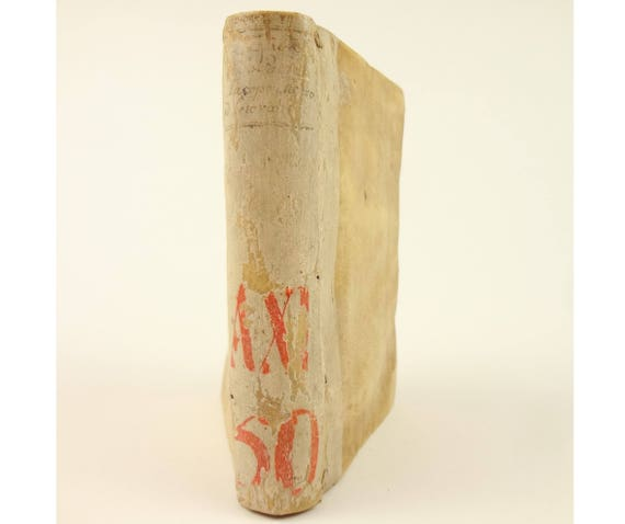 1558 The Epistles & Revelations, in Italian and Latin. Polyglot. Antonio Brucioli