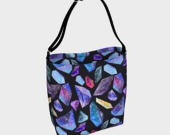 SALE - Crystal Tote Bag