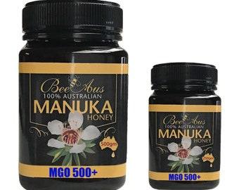 Manuka Honey 500+