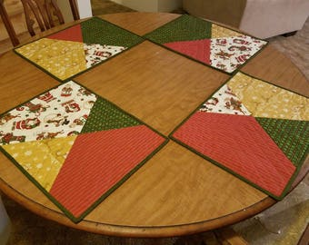 Christmas Placemats 18X13