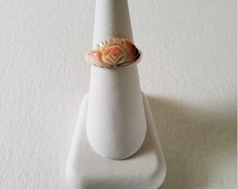 1960 Shell Bird Ring