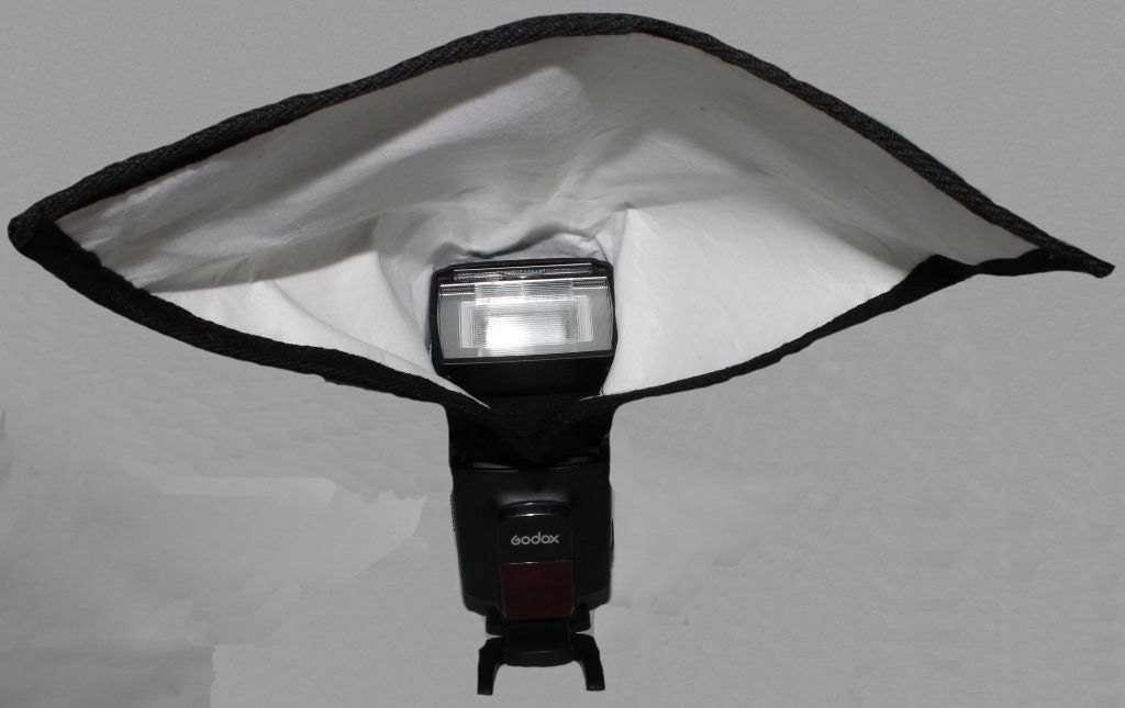 Photography rectangular camera flash light reflector photography photography rectangular camera flash light reflector photography accessories lighting modifier studio or outdoor bounce diffuse light aloadofball Gallery