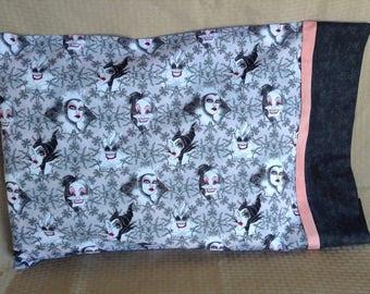 Villains Standard Pillowcase
