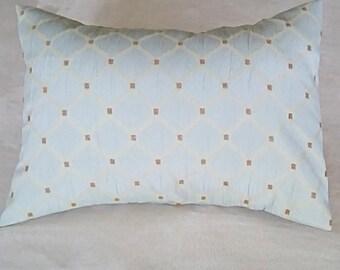Pillow Cover, 12 x 16, Sea Foam Green, Sea Glass Green, Free Shipping!