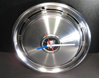 Buick Le Sabre Hubcap Clock