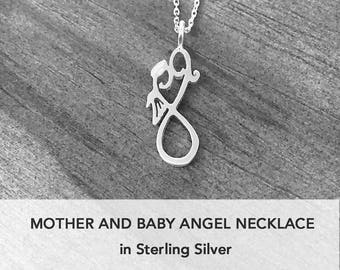 Miscarriage Necklace, Miscarriage Gift, Miscarriage Jewelry, Miscarriage Memorial, Pregnancy Loss, Keepsake, Loss Of A Child, Infant Lost