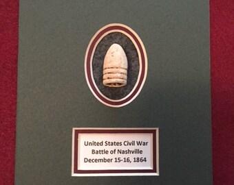 Battle of Nashville-Civil War Relic