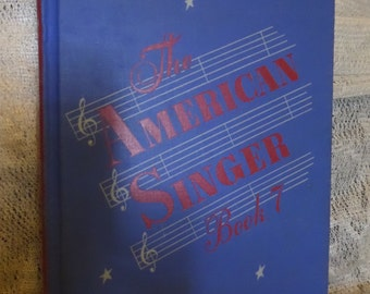 The American Singer Book 7, 1947