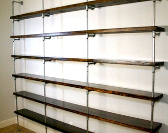 Industrial Shelving Unit   Industrial Office Furniture ...