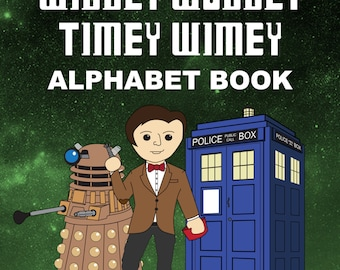 Doctor Who ABC's