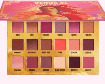Warm Rich Red Goddess Palette Venus XL