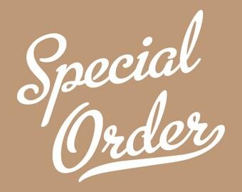 Special Order Custom Kangol