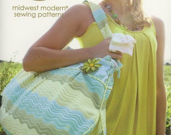 Field Bag & Tote Pattern by Amy Butler (AB040FI)