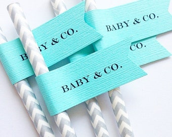 Baby Shower Straws/ Baby Shower/ Personalized Straws/ Gender Reveal/ Baby Shower Straws/ Hen Party/ Bride Tribe/ Wedding Decor/ Straws