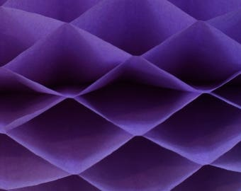 6-pack Lavender Honeycomb Paper Popup Craft Pad (7 inches X 9 inches each)