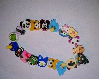 Character bracelet