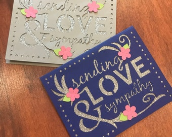 Sending Love & Sympathy Card