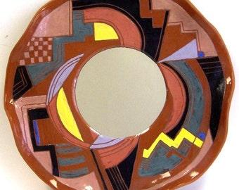 Decorative Mirror - Abstract Deco