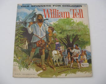 Tale Spinners - William Tell - Circa 1962