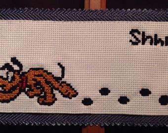 Pluto Cross Stitch