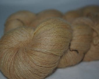 Very soft Alpaca - dyes without heavy metals - 98g