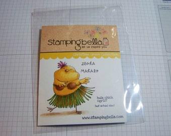 HULA CHICK BY StampingBella