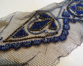 1920s Beaded Remnant