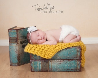 Mini Photography Prop Blanket