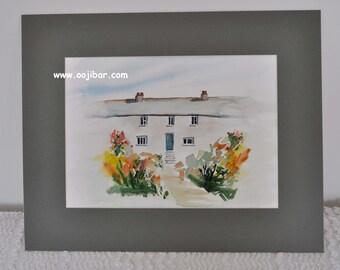 The Stone Cottage Original *free postage*