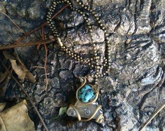 Quartz & Turquoise